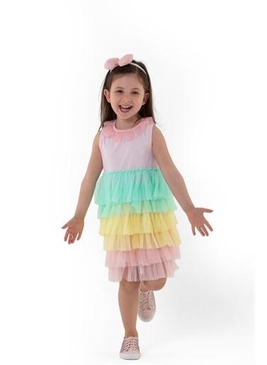 Colorinas Elbise Fuşya